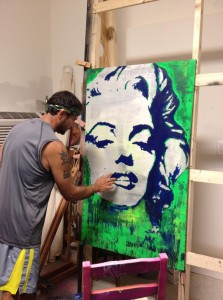 Drew Nussbaum Modern Artist